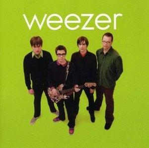 Weezer (The Green Album) album cover