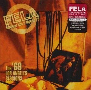 Koola Lobitos 1964-1968~ The '69 Los Angeles Sessions album cover