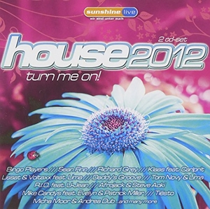 House 2012: Turn Me On! album cover