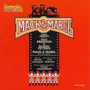 Mack And Mabel (1974 Original Broadway Cast) album cover