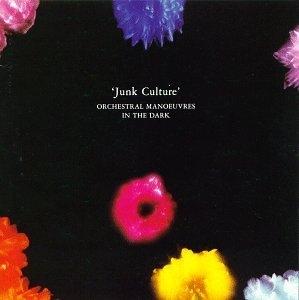 Junk Culture album cover