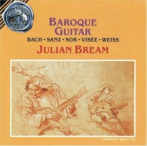 Baroque Guitar album cover