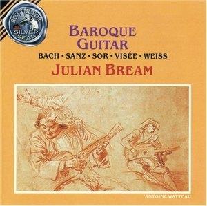Baroque Guitar album cover