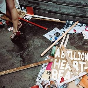 A Billion Heartbeats album cover