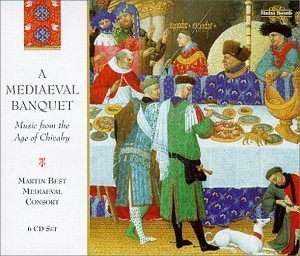 A Mediaeval Banquet: Music From The Age Of Chivalry album cover