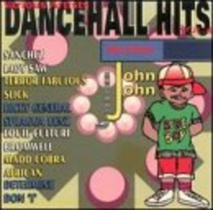 John John Records: Dancehall Hits, Vol. 4 album cover