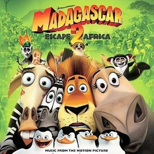 Madagascar 2: Escape 2 Africa album cover