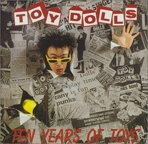 Ten Years Of Toys album cover