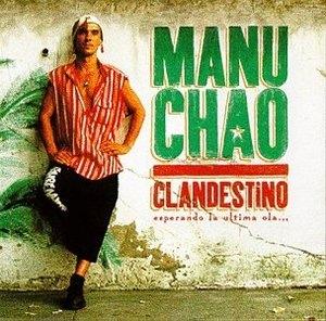 Clandestino album cover