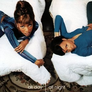 All Day-All Night album cover