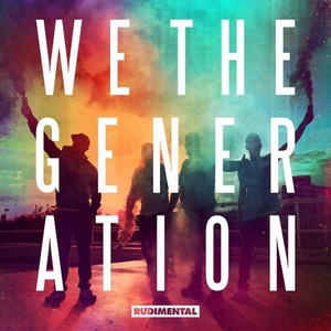 We The Generation album cover