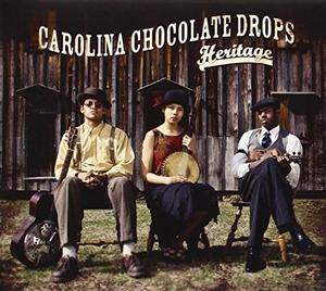 Heritage album cover