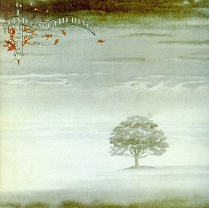 Wind And Wuthering album cover