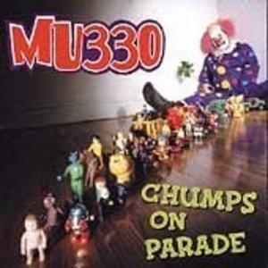 Chumps On Parade album cover