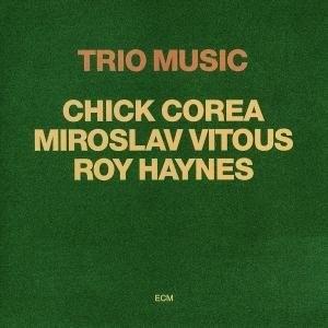 Trio Music album cover