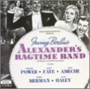 Berlin-Alexander's Ragtime Band Movie Soundtrack album cover