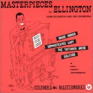 Masterpieces By Ellington album cover