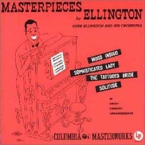Masterpieces By Ellington album cover