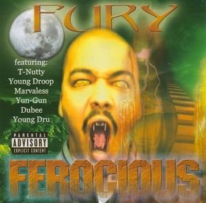 Ferocious album cover