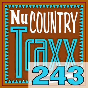 ERG Music: Nu Country Traxx, Vol. 243 (July 2019) album cover