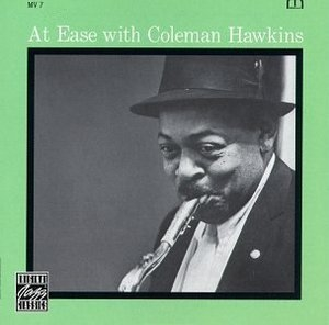 At Ease With Coleman Hawkins album cover