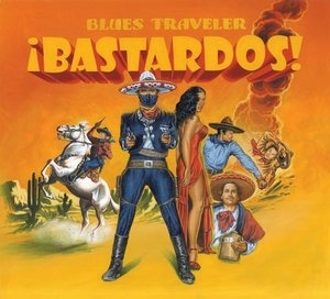 ¡Bastardos! album cover
