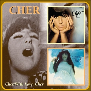 Cher (Liberty)~ With Love, Cher album cover