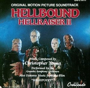 Hellbound: Hellraiser II (Original Motion Picture Soundtrack) album cover