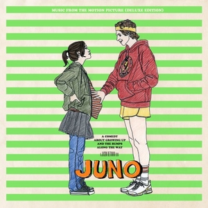 Music From The Motion Picture Juno  (Deluxe Edition) album cover