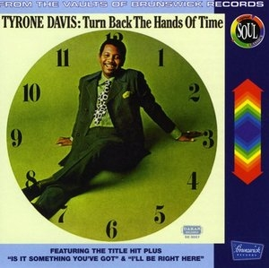 Turn Back The Hands Of Time (Brunswick) album cover