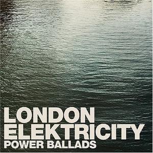Power Ballads album cover