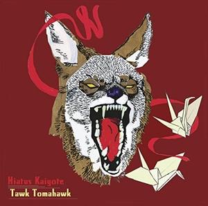 Tawk Tomahawk album cover