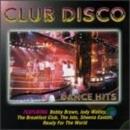 Club Disco: Dance Hits album cover