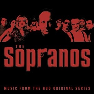 The Sopranos: Music From The HBO Original Series album cover