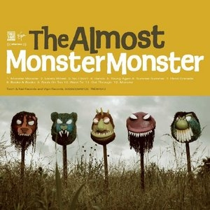 Monster Monster album cover
