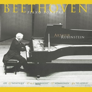 Rubinstein Collection, Vol.56 album cover