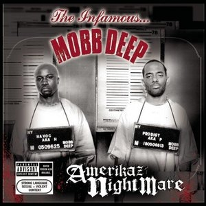 Amerikaz Nightmare album cover
