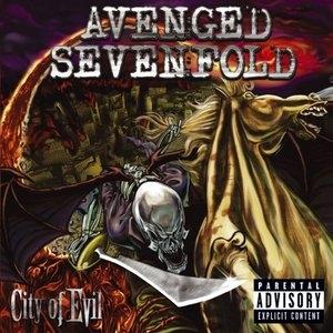City Of Evil album cover
