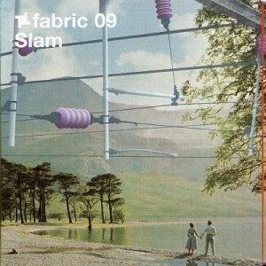 Fabric 09 album cover