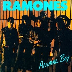 Animal Boy album cover