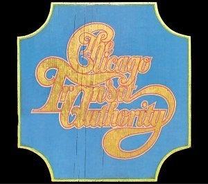 Chicago Transit Authority album cover