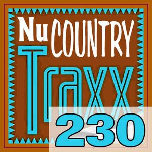 ERG Music: Nu Country Traxx, Vol. 230 (June 2018) album cover