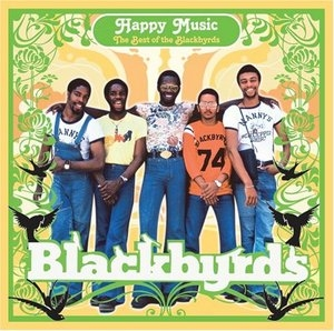 Happy Music: The Best Of The Blackbyrds album cover