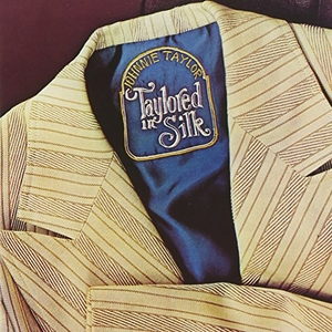 Taylored In Silk (Remastered) album cover