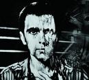 Peter Gabriel 3: Melt album cover