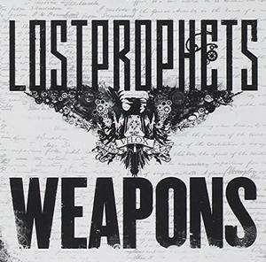 Weapons album cover