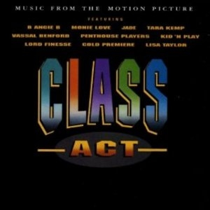Class Act: Music From The Motion Picture album cover
