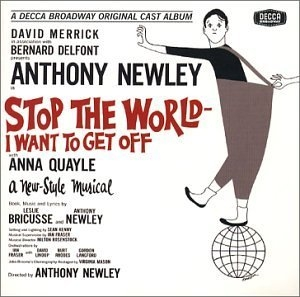 Stop the World - I Want to Get Off (1962 Original Broadway Cast) album cover