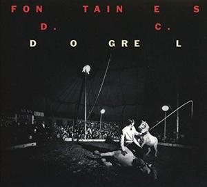 Dogrel album cover