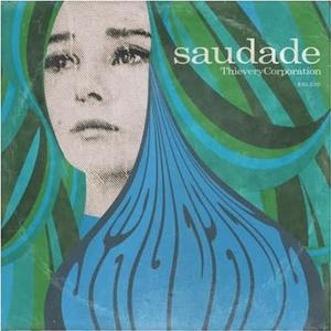 Saudade album cover